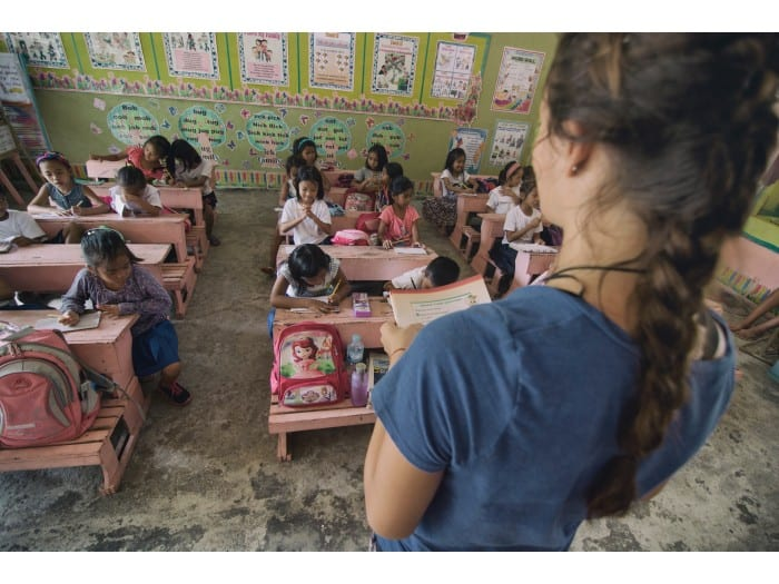 Volunteer Teaching Palawan
