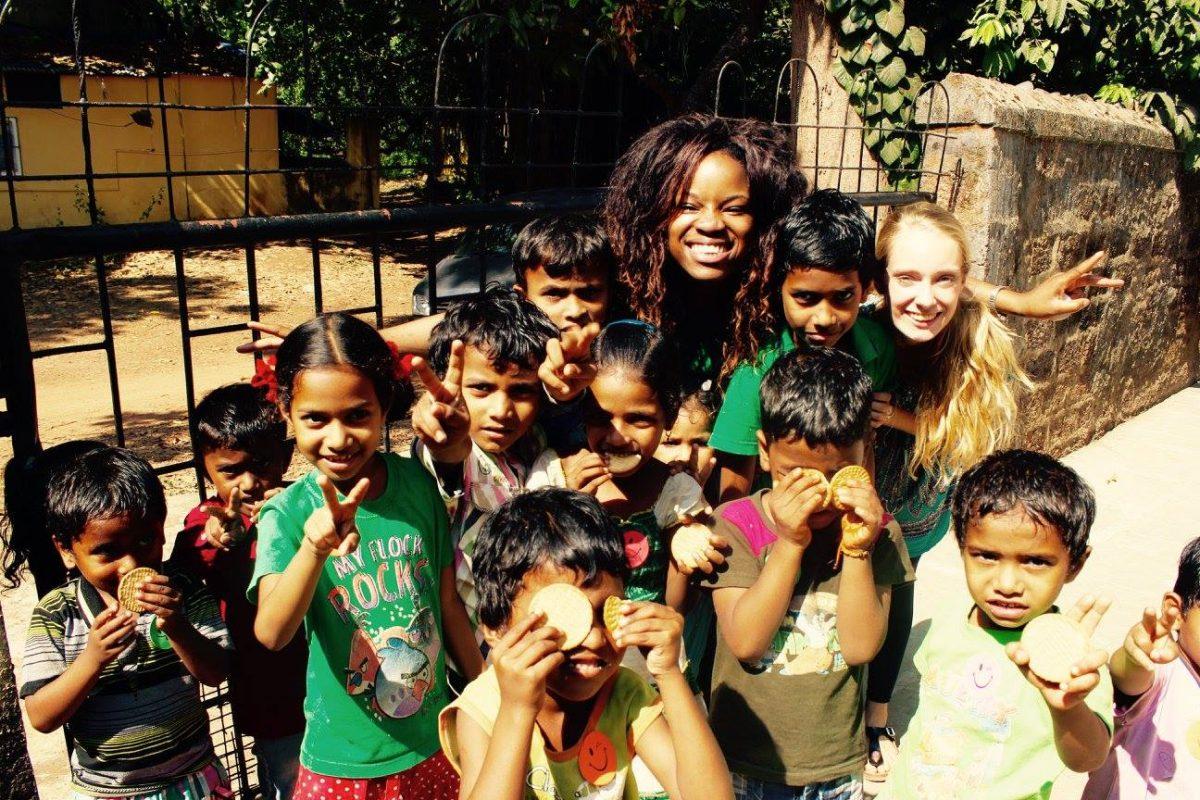 Community Volunteer in Goa India