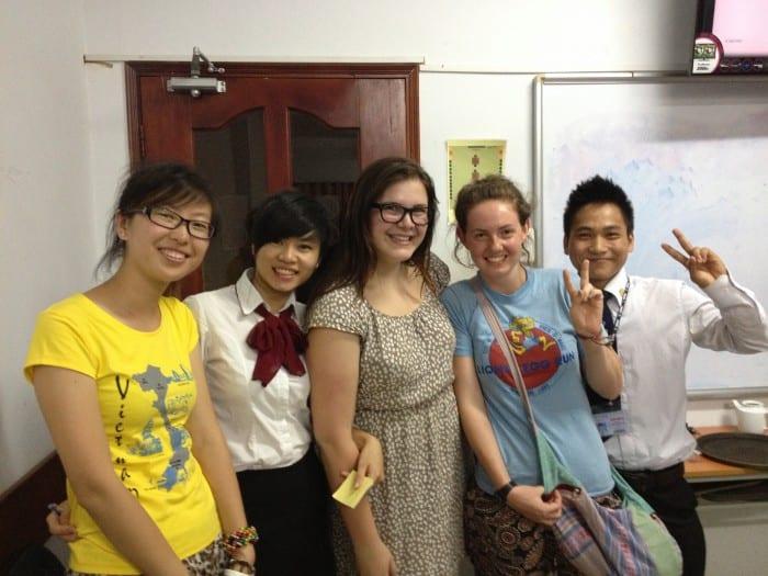 Campus Life Ho Chi Minh (Teaching)