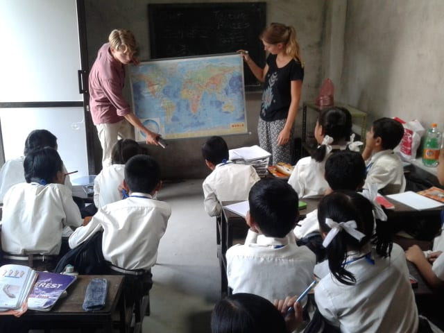 Education Volunteer – Kathmandu
