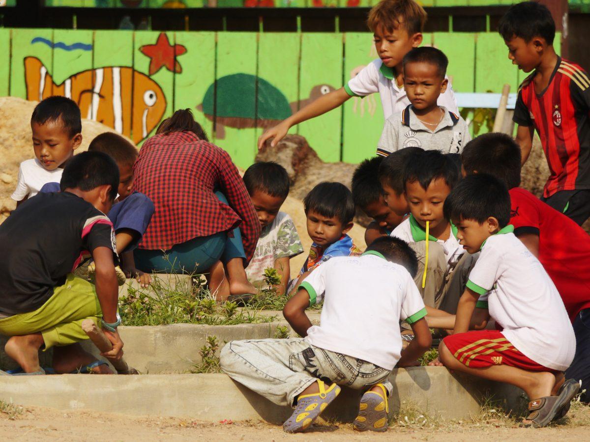 Career Mentor Program Mandalay Monastery