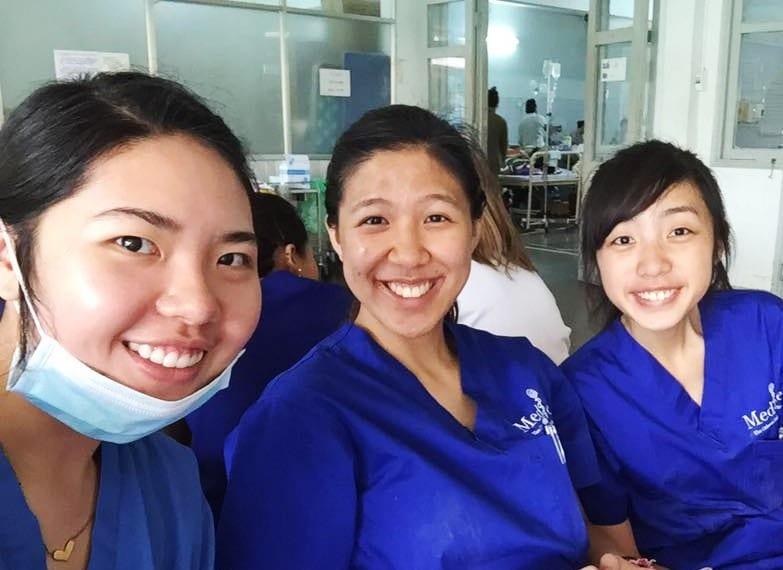 Healthcare Volunteer Experience Mandalay Monastery