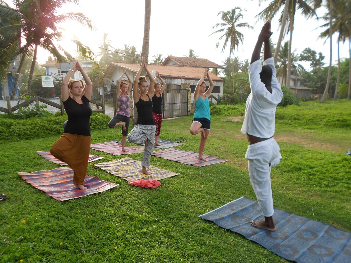 Yoga Body and Mind in Kandy Sri Lanka