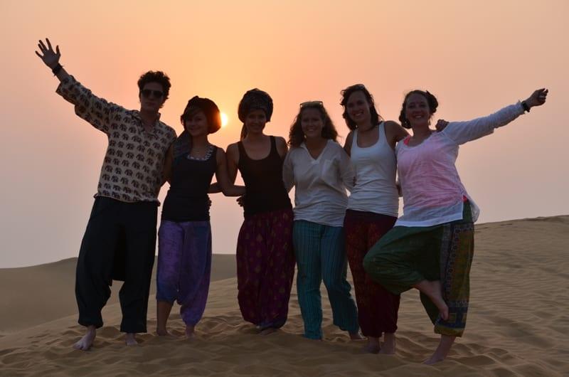 India Road Trip Volunteer and Travel