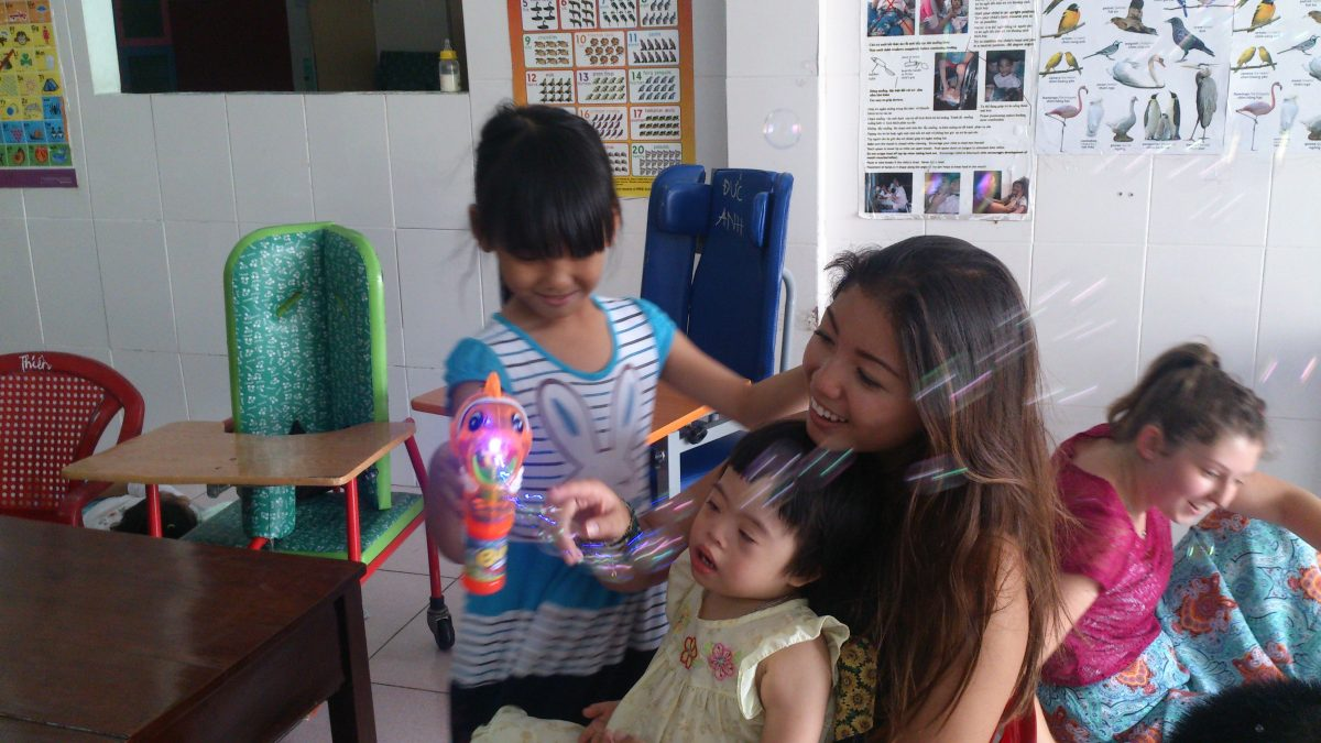 Supporting children with learning disabilities-  Ho Chi Minh