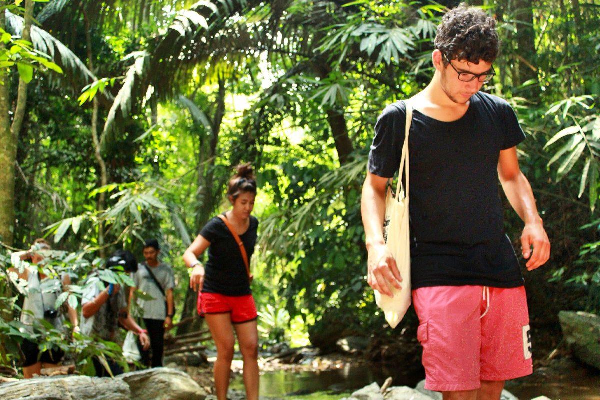 Jungle Trek Experience Thailand