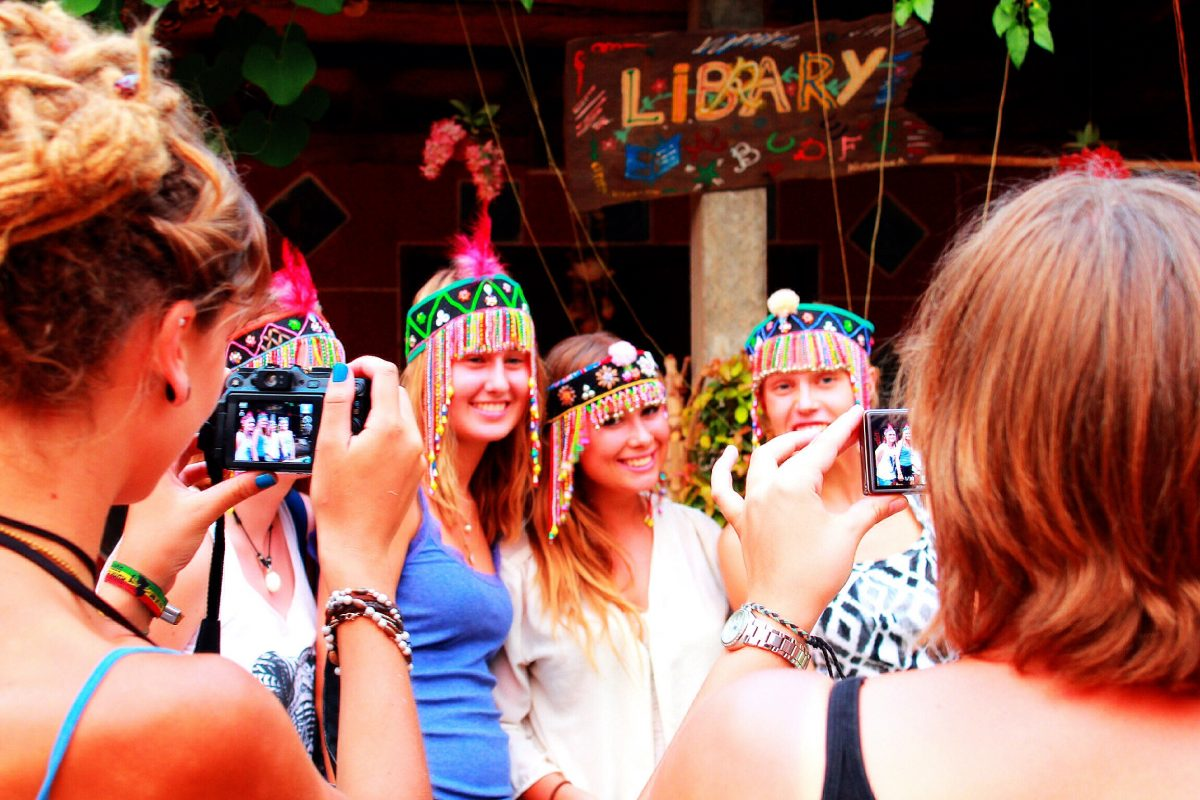 Hill Tribe Immersion Experience  Akha Village Thailand