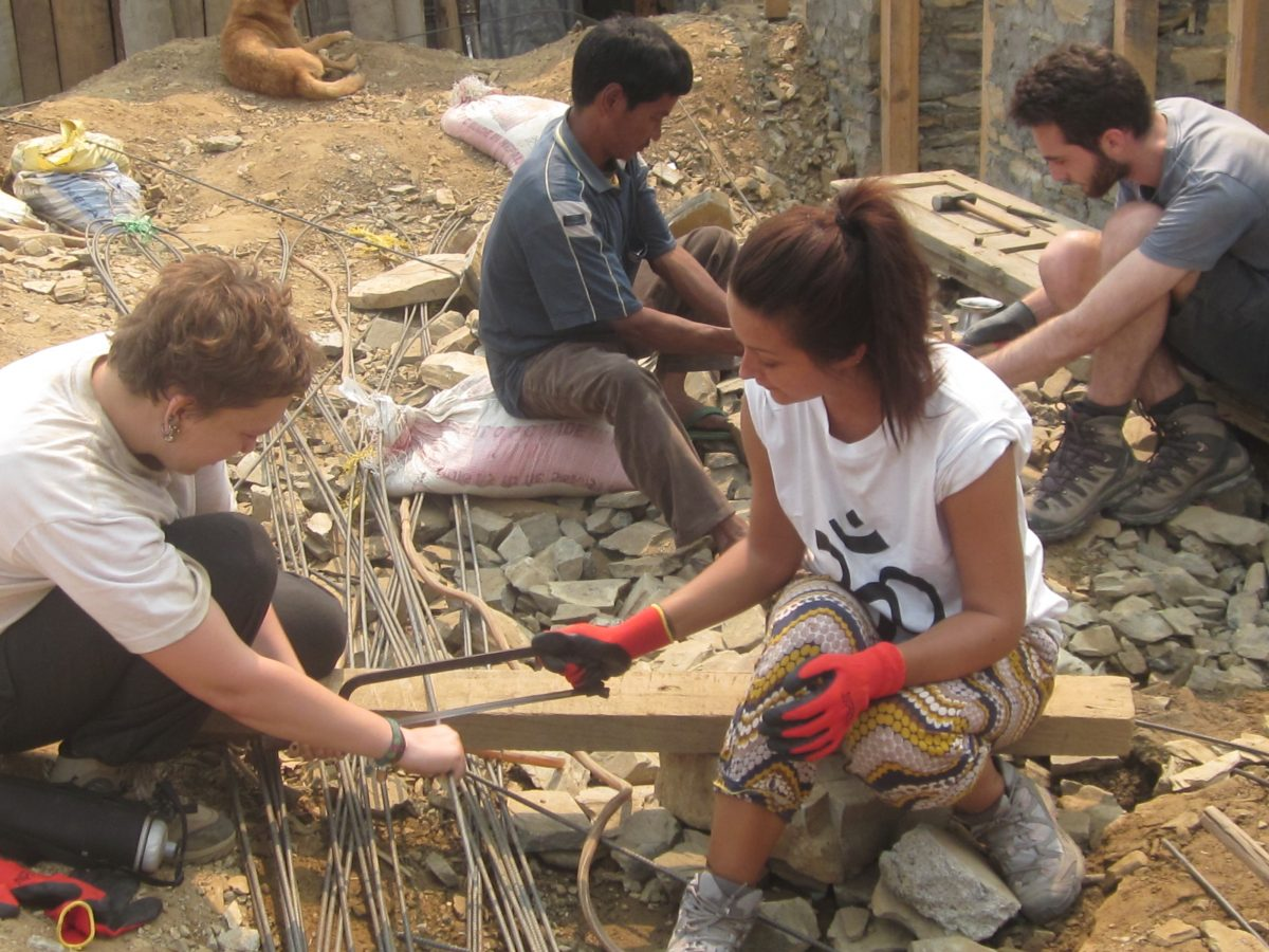 Construction and Renovation Volunteer Nepal