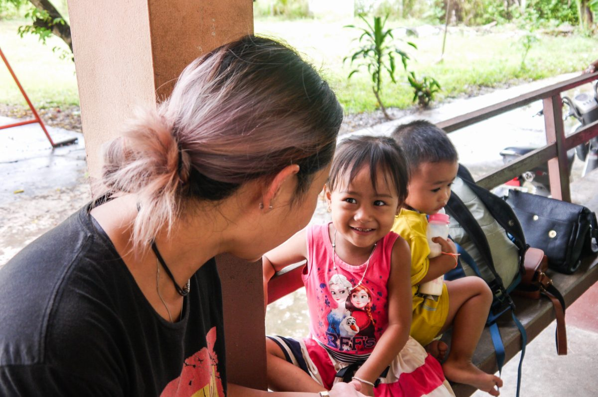 Kindergarten Childcare Volunteer Vientiane