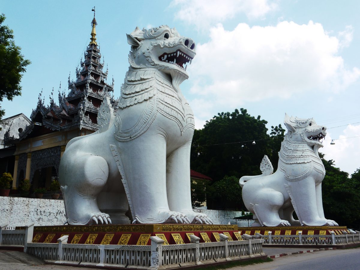 Culture Week Mandalay Monastery