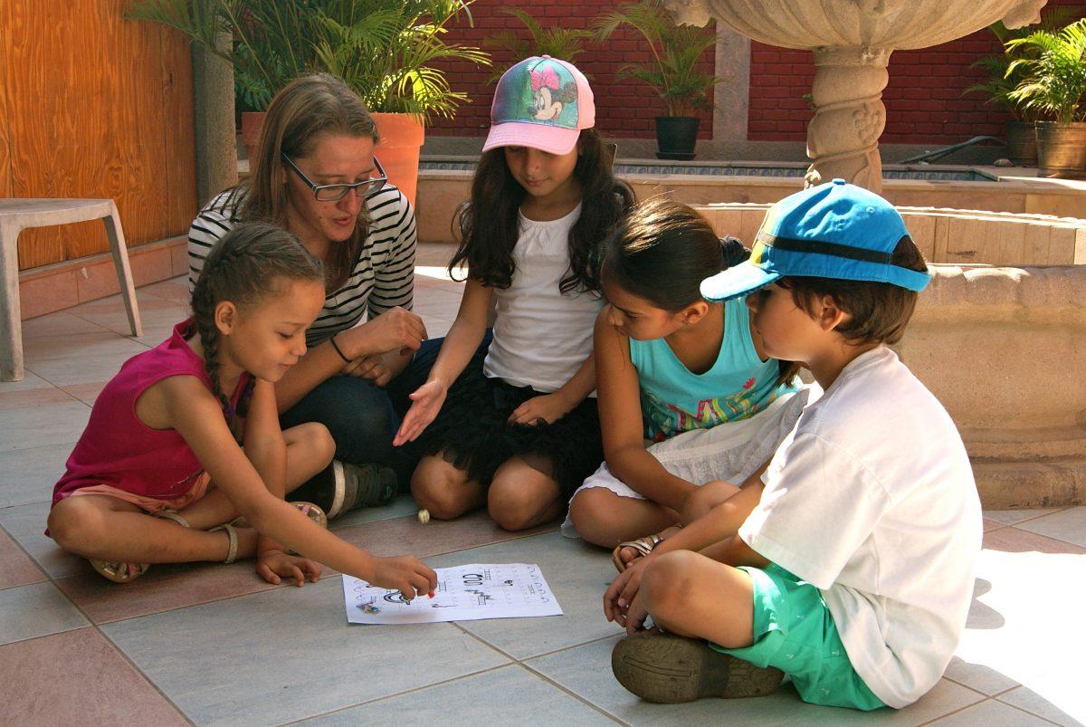 Volunteer Teaching Cajamarca Peru