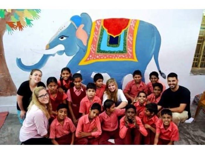 Volunteer Teaching in Goa India