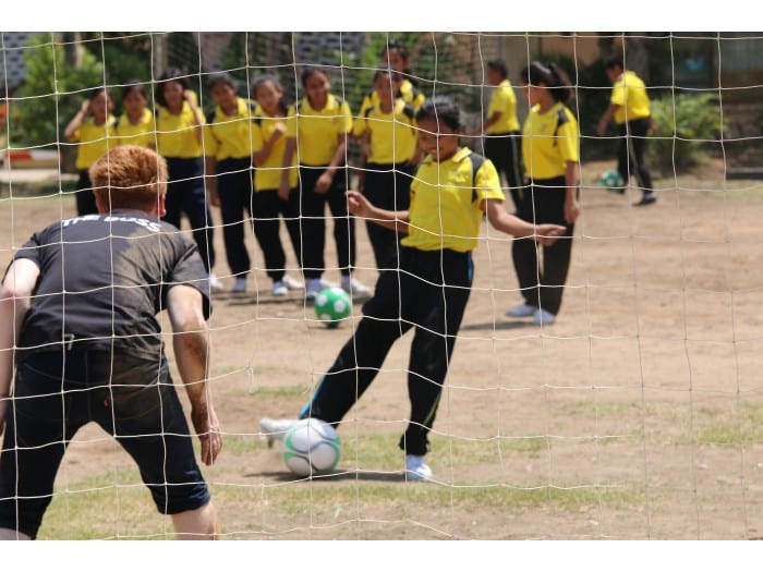 Sports Coaching Volunteer Singburi Thailand