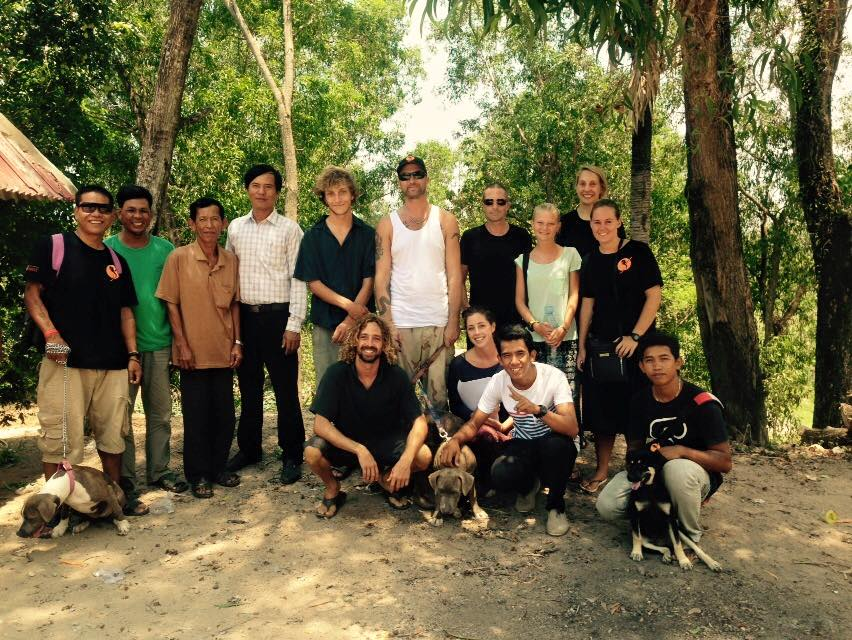 Cambodia Marine Conservation and PADI Diving