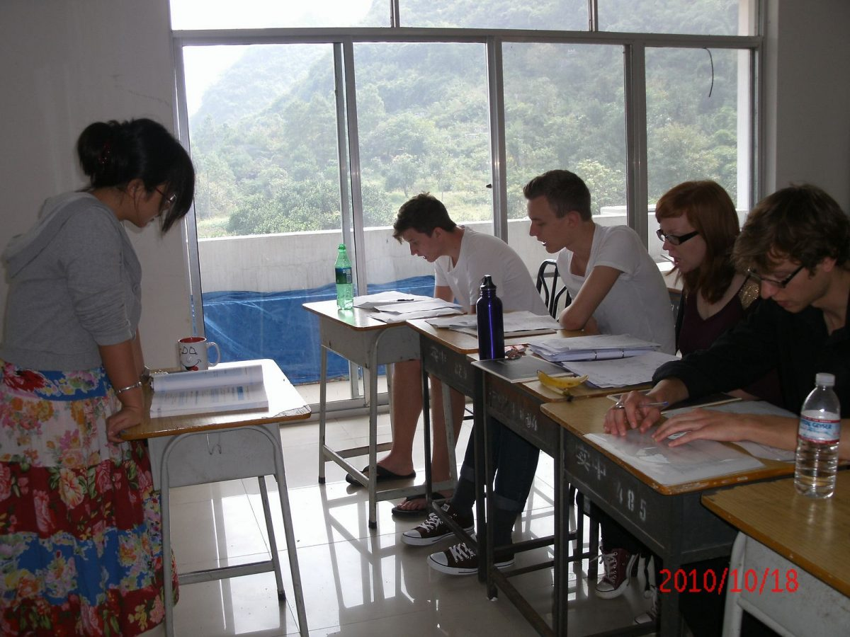 Chinese Language Course Guilin