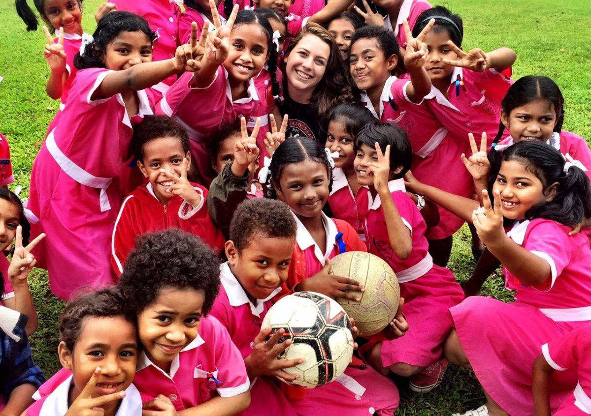 Fiji Sports Coach & Education Volunteer in Suva Fiji