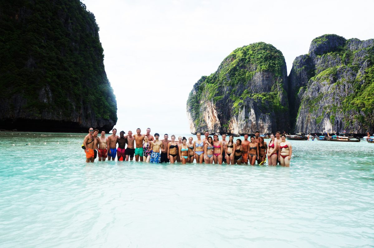 Thailand Island Hopping Adventure