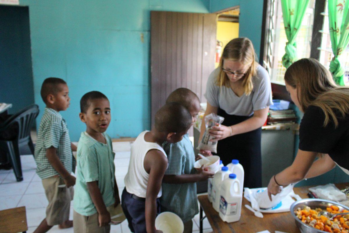 Volunteer Teaching in Suva Fiji