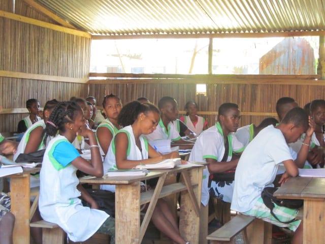 Madagascar Volunteer Teaching