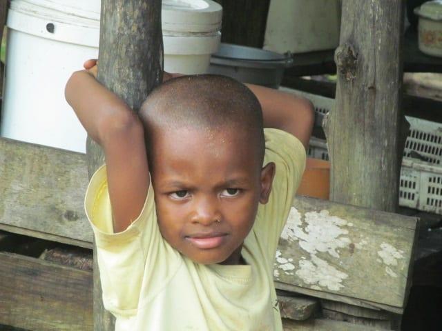 Madagascar Kindergarten volunteer