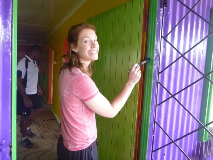 Construction and Renovation Volunteer in Suva Fiji