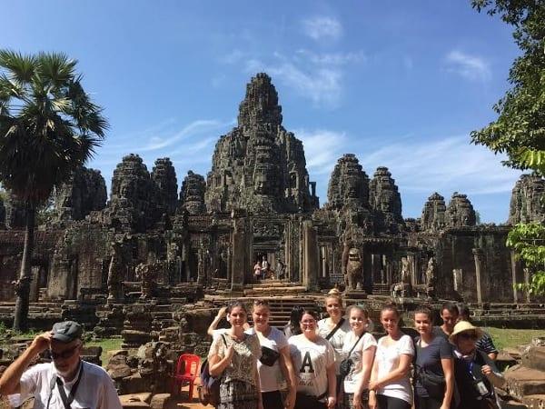Cambodia Adventure Road Trip