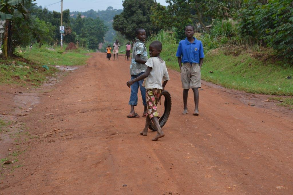 Sports Education Kalagala Village