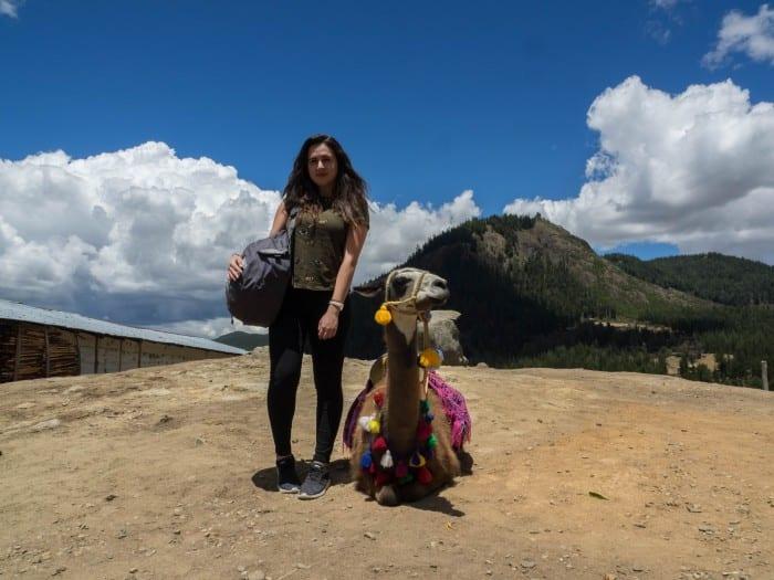 Cultural Introduction week Cajamarca Peru