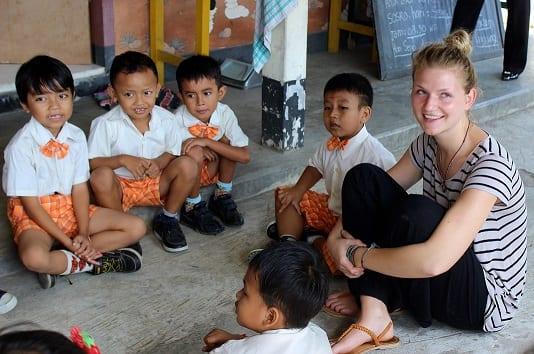 Volunteer Kindergarten Teacher Lombok