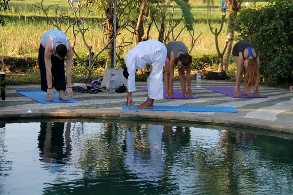 Yoga and Meditation Retreat in Lovina Bali