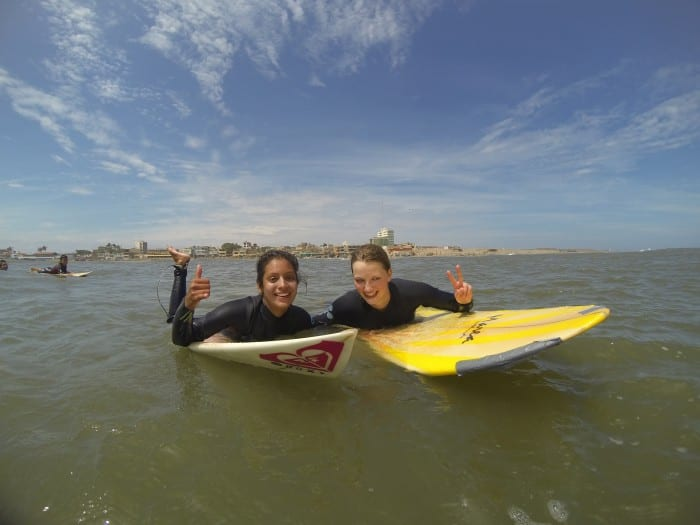 Surfing Experience in Peru