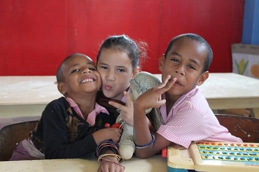 Kindergarten Volunteer Pacific Harbour Fiji